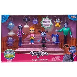 Vampirina Just Play Fangtastic Friends Set Toy Activity Roleplay