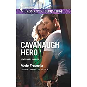 Cavanaugh Hero Audiobook
