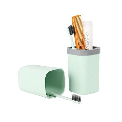 Viaje cepillo de dientes pasta de dientes Holder Cover, baffect® Estuche De Viaje Cepillo
