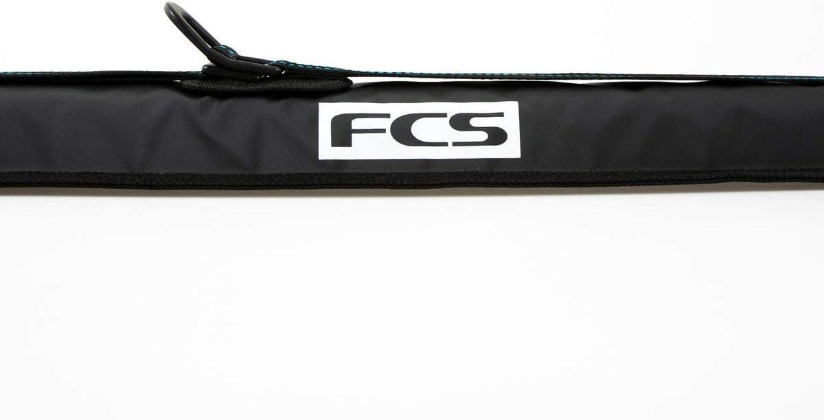 SUP Single FCS Premium D-Ring Soft Surfboard//SUP Car Rack