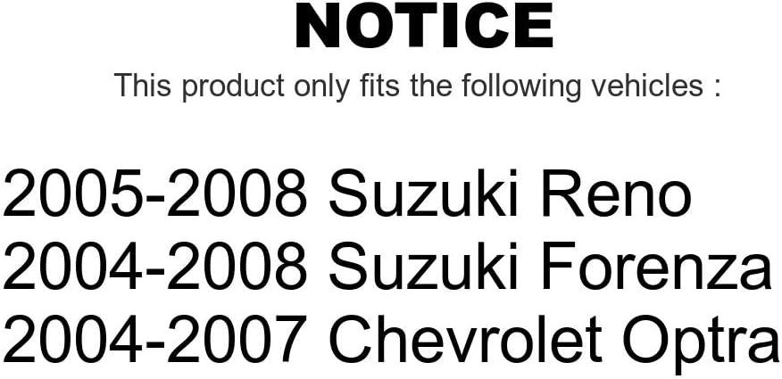 Rear Suspension Link Pair For Suzuki Forenza Reno Chevrolet Optra