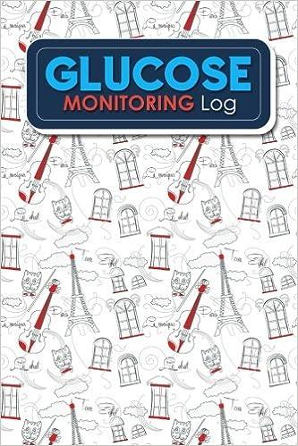 glucose monitoring log blood glucose chart diabetes food journal