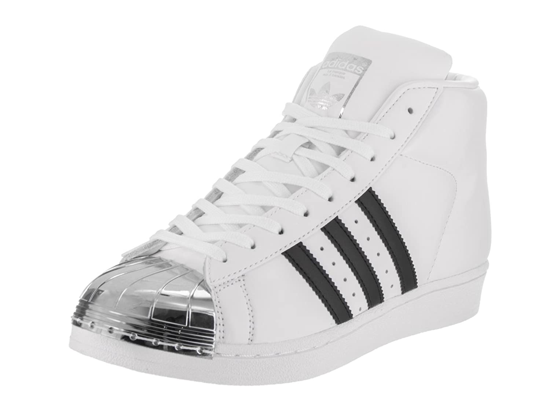 cheap Adidas Women's Pro Model Metal Toe Originals Casual