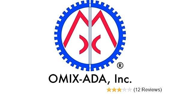 Omix-Ada 17102.02 Radiator Fan Shroud