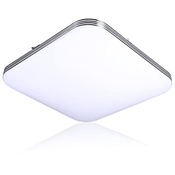 B right 20w ultra thin square led flush mount ceiling light 5000k b right 20w ultra thin square led flush mount ceiling light 5000k cold mozeypictures Image collections