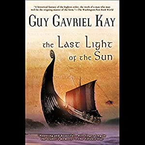 The Last Light of the Sun Audiobook