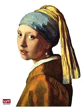 1art1 58666 Johannes Vermeer Das Mädchen Mit Dem Perlenohrring