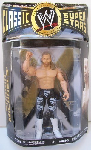 Jakks Pacific WWE Wrestling Classic Superstars Series 28 Shawn Michaels Action Figure