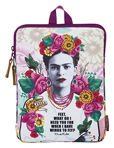 Frida Kahlo - Tablet Padded Case 10.6