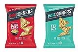 Popcorners Origanal Flavor Mix- Half Kettle/ Half Sea Salt (50 pack  (25 Kettle/ 25 Sea Salt))