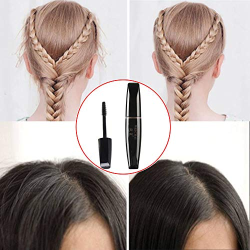 Christmas Best Gift!!!Kacowpper Finishing Fixed Broken Hair Cream Stereotypes Cream Pick Up Wisps in Your Hair -