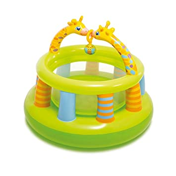 Amazon.com: Valla inflable para piscina, juguete inflable ...