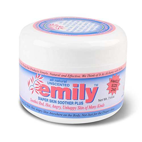 Emily Diaper Skin Soother Plus Large 7.4 Ounces