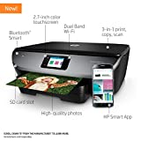 HP ENVY Photo 7155 All in One Photo Printer with Wireless Printing, Instant Ink ready (K7G93A)