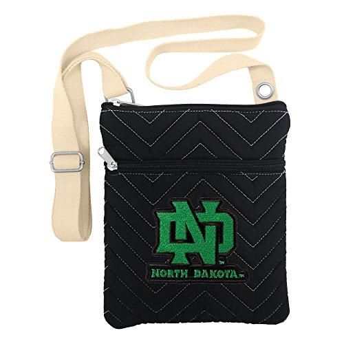 NCAA North Dakota Fighting Sioux Chev-Stitch Cross Body
