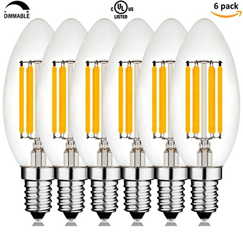 60 Watt Candelabra Led Light Bulbs in Florida - 2