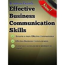 Effective business communication Skills! (English Edition)