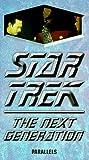 Star Trek - The Next Generation, Episode 163: Parallels [VHS]