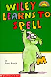 Wiley Learns to Spell, Betsy Lewin, Brezinski, 0590108352