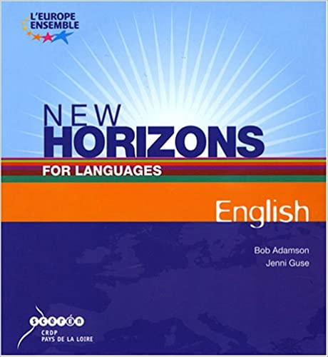 New horizons for languages English (1Cédérom)