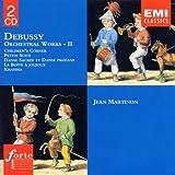 Debussy: Orchestral Works, Vol. 2