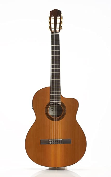 Guitars & Basses The Best Cordoba C5-ce Cutaway Acoustic Electric Classical Guitar Nylon Strings C5 Ce Musical Instruments & Gear