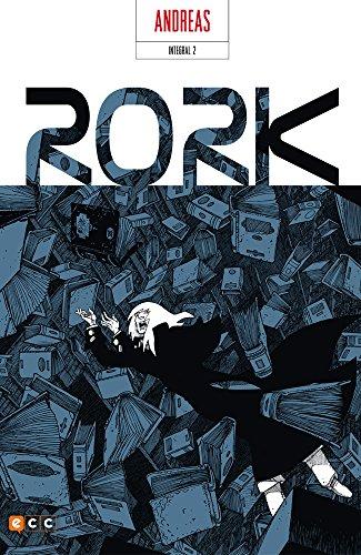 Descargar Libro Oda A Kirihito: Rork Integral 2 Andrea Martens