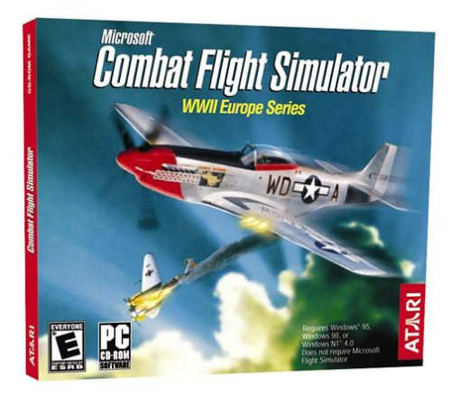 Combat Flight Simulator WWII Europe Series