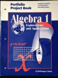 Algebra 1: Explorations and Applications, , 0395769833