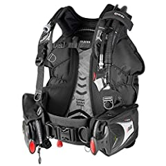 Mares Pure BC with SLS is Comfortable and stable back buoyancy BC with 18kg lift (40 lbs), Streamlined Swivel shoulder buckles, Smart trim weight positioning, SLS weight system, Roll-down cargo pocket, Waist strap allows maximum adjustability...