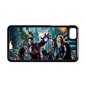 Generic Nice For Blackberry Z10 Printing Avengers Plastics For Child Phone Shells