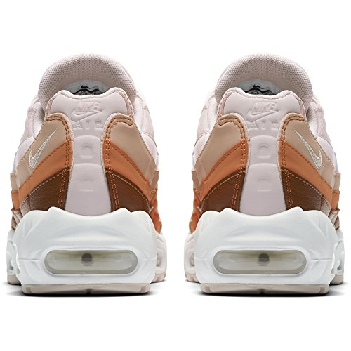 604 Wmns Coral 95 coral Barely 307960 Nike 39 Scarpe vintage Donna Air Max 604 Stardust Shoe Rose HwU4vx