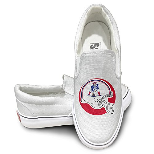 rebecca-new-england-pat-patroit-athletic-unisex-flat-canvas-shoes-sneaker-38-white-the-round-toe-and
