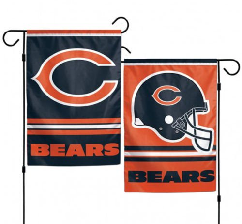NFL Chicago Bears WCR08363013 Garden Flag, 11