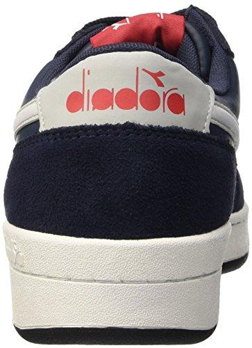 Lay Profondo Uomo Diadora Up Scarpe Top Blu Low Blu dxa8nz