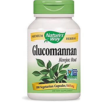 how to take glucomannan capsules