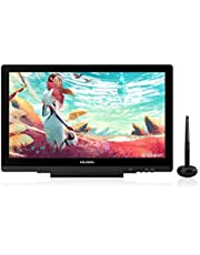 Huion KAMVAS GT-191 V2 Drawing Tablet with Screen Graphic Drawing Monitor Battery-Free Stylus 8192 Pen Pressure with Glove - 19.5 Inch