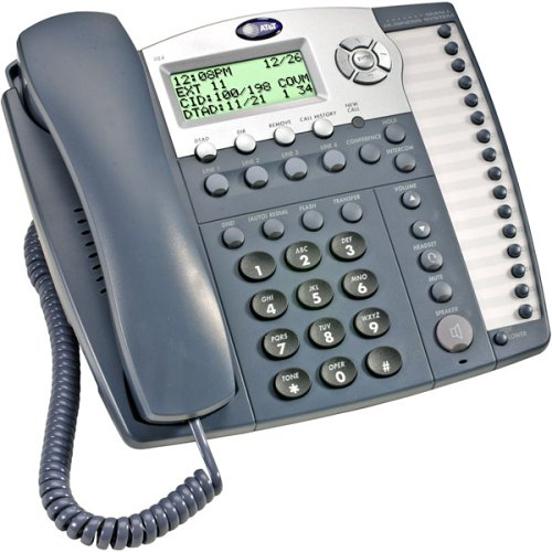 AT&T 984 Small Business System Speakerphone with Digital Answering System and Caller ID/Call Waiting by AT&T