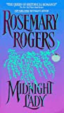 Midnight Lady by Rosemary Rogers front cover