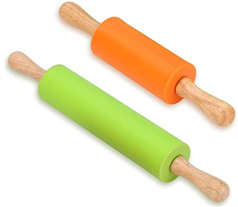 Rodillo de silicona para juntas de 40 mm Rodillo laminado Rodillo de mano de silicona Herramienta de presi/ón manual Herramienta de pintura Rodillo de pintura de la casa para pintar