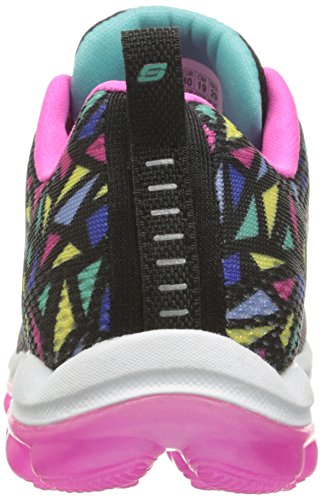 Skechers Kids Sneaker Kid Confetti Little Kid Air Black Big Athletic gSBCxqgwr