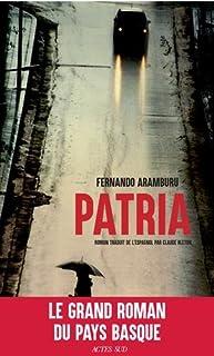 Patria, Aramburu, Fernando