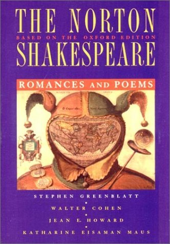 Romance and Poems (Norton Shakespeare Series)