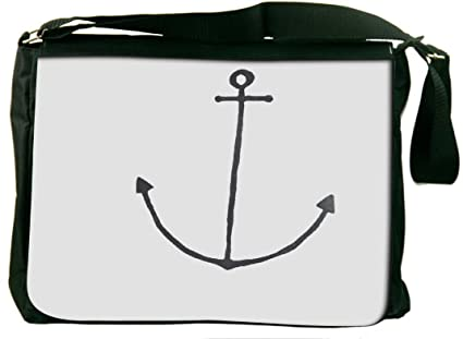 7c054e9dcb7e Snoogg Anchor Wallpaper Computer Padded Compartment Carrying Case ...