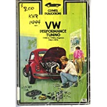 VW Performance Tuning: 1200 to 1700cc Engines.