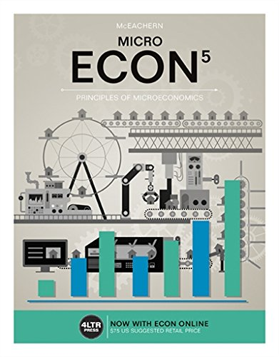 Price comparison product image ECON MICRO (with ECON MICRO Online, 1 term (6 months) Printed Access Card) (New, Engaging Titles from 4LTR Press)
