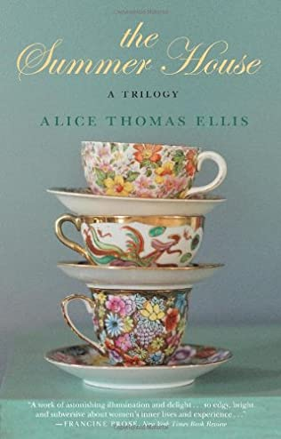 book cover of The Summerhouse Trilogy