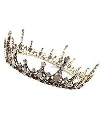 Vintage Crystal Tiara Wedding Crown Bridal Tiara Accessories Rhinestone Tiaras Crowns Pageant