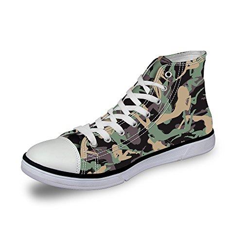 着替えるピジンフローThiKin スニーカー キャンバス メンズ 帆布 個性的 柄 カジュアル 靴 シューズ 3Dプリント 個性的 軽量 通気 おしゃれ ファッション 通勤 通学 プレゼント