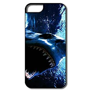Customize Protective PC Shock Absorption Shark Iphone 5s Cases by Maris's Diary